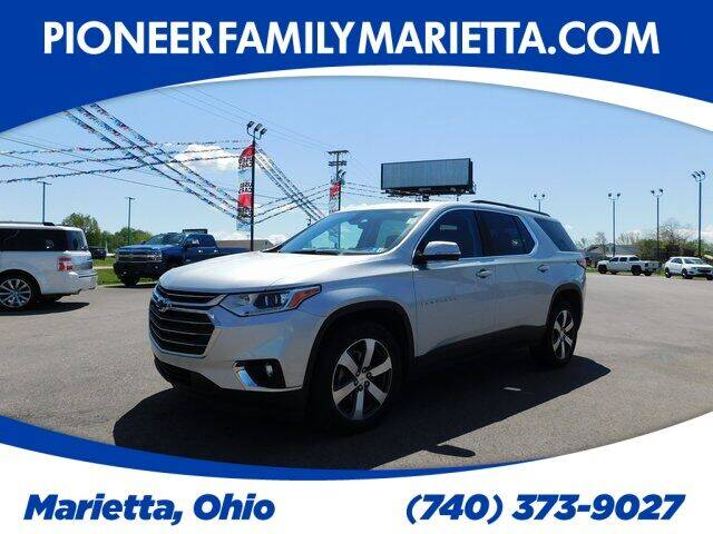 2019 Chevrolet Traverse for sale at Pioneer Family preowned autos in Williamstown WV