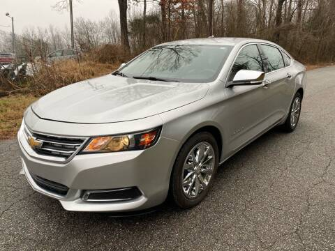 2017 Chevrolet Impala for sale at Speed Auto Mall in Greensboro NC