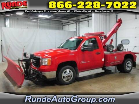 2008 GMC Sierra 3500HD CC for sale at Runde Chevrolet in East Dubuque IL