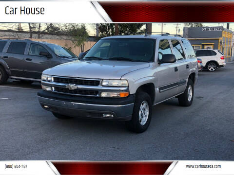 2006 Chevrolet Tahoe for sale at Car House in San Mateo CA
