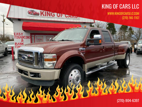 2008 Ford F-450 Super Duty for sale at King of Cars LLC in Bowling Green KY