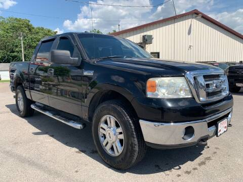 2008 Ford F-150 for sale at El Rancho Auto Sales in Des Moines IA