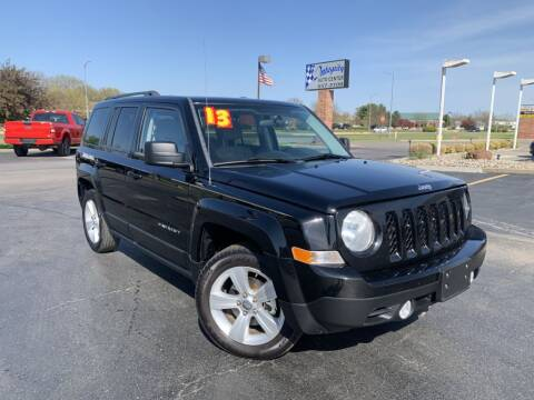2013 Jeep Patriot for sale at Integrity Auto Center in Paola KS