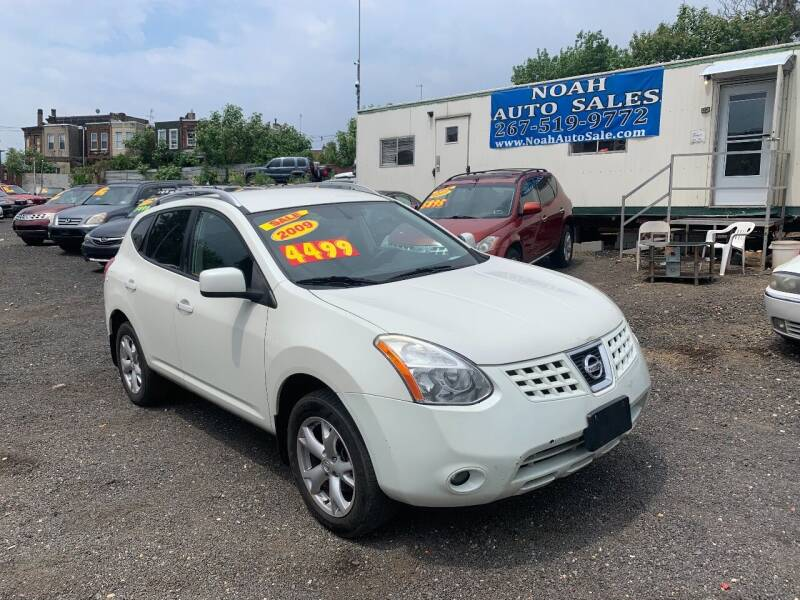 2009 Nissan Rogue for sale at Noah Auto Sales in Philadelphia PA