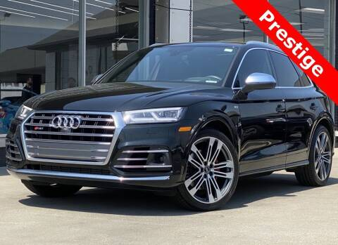 2018 Audi SQ5 for sale at Carmel Motors in Indianapolis IN