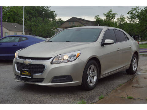 2016 Chevrolet Malibu Limited for sale at Credit Connection Sales in Fort Worth TX