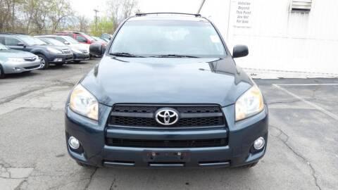 2010 Toyota RAV4 for sale at John Lombardo Enterprises Inc in Rochester NY