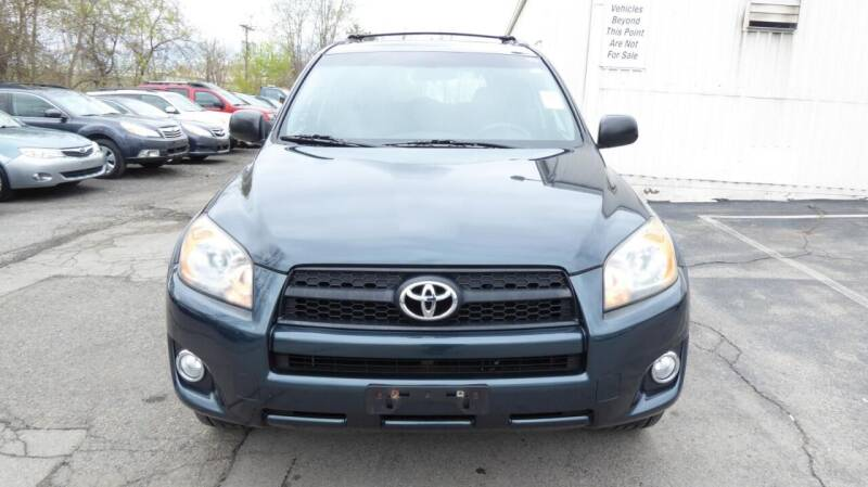 2010 Toyota RAV4 for sale at John Lombardo Enterprises Inc in Rochester NY