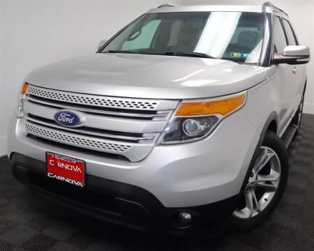 2015 Ford Explorer for sale at CarNova in Stafford VA