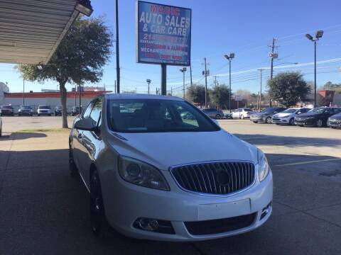 2014 Buick Verano for sale at Magic Auto Sales in Dallas TX