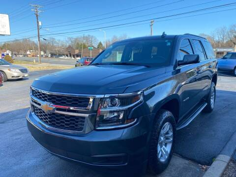 2020 Chevrolet Tahoe for sale at Viewmont Auto Sales in Hickory NC