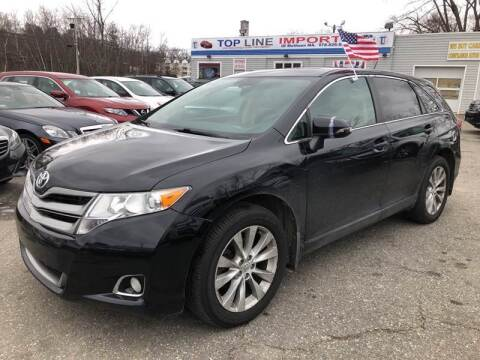 2013 Toyota Venza for sale at Top Line Import of Methuen in Methuen MA