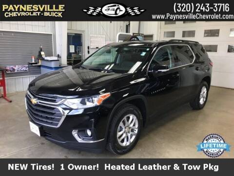 2019 Chevrolet Traverse for sale at Paynesville Chevrolet Buick in Paynesville MN