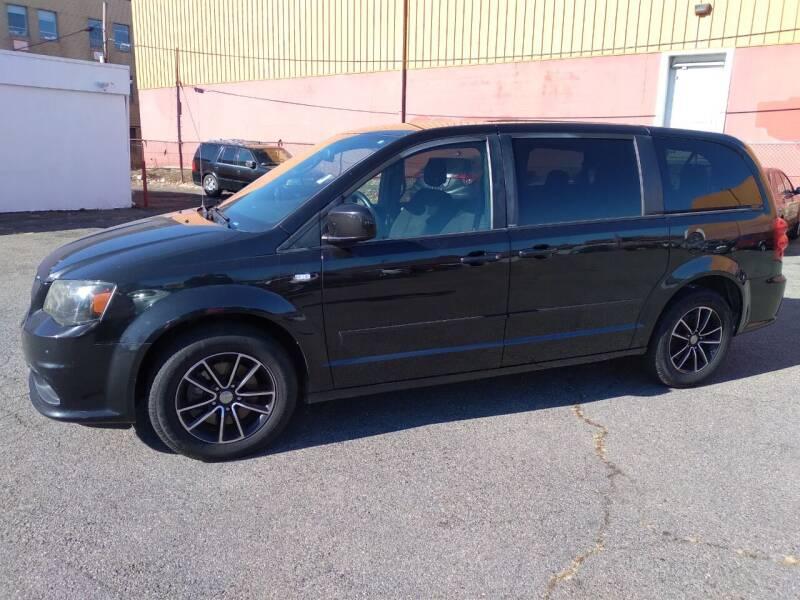 2014 Dodge Grand Caravan for sale at LYNN MOTOR SALES in Lynn MA