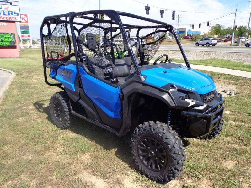 2020 Honda PIONEER 1000-5 dlx for sale at Dan Powers Honda Motorsports in Elizabethtown KY