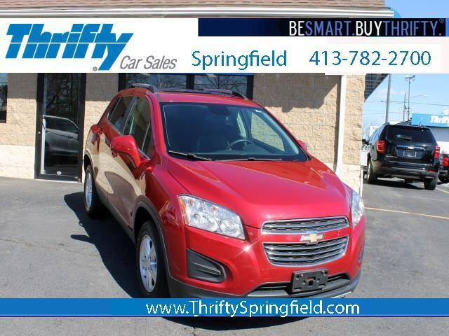 2015 Chevrolet Trax for sale at Thrifty Car Sales Springfield in Springfield MA