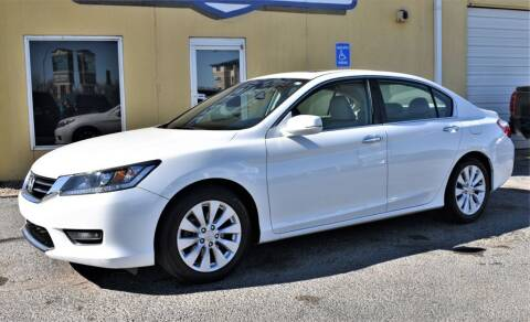 2014 Honda Accord for sale at Buy Here Pay Here Lawton.com in Lawton OK