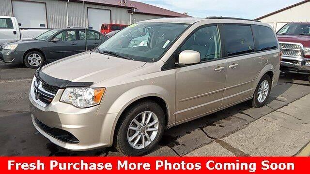 2016 Dodge Grand Caravan for sale at Nyhus Family Sales in Perham MN