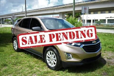 2019 Chevrolet Equinox for sale at STS Automotive - Miami, FL in Miami FL