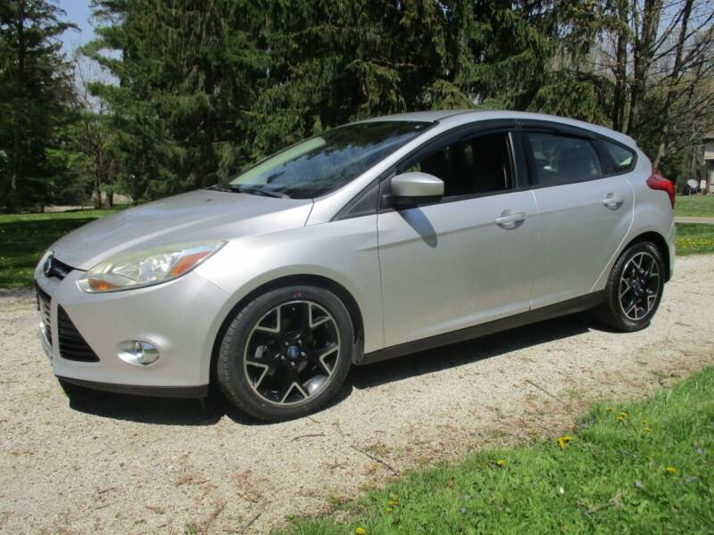 2012 Ford Focus for sale at Longs Automobile Emporium Inc in Atwater OH
