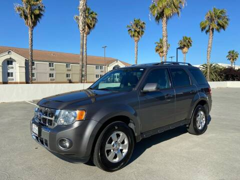 2012 Ford Escape for sale at OPTED MOTORS in Santa Clara CA