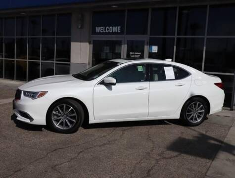 2018 Acura TLX for sale at SoCal Auto Experts in Culver City CA