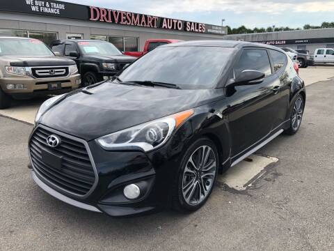 2016 Hyundai Veloster for sale at DriveSmart Auto Sales in West Chester OH