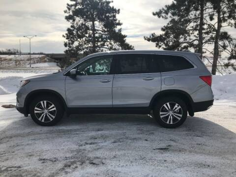 2018 Honda Pilot for sale at Mays Auto Sales and Service in Stanley WI