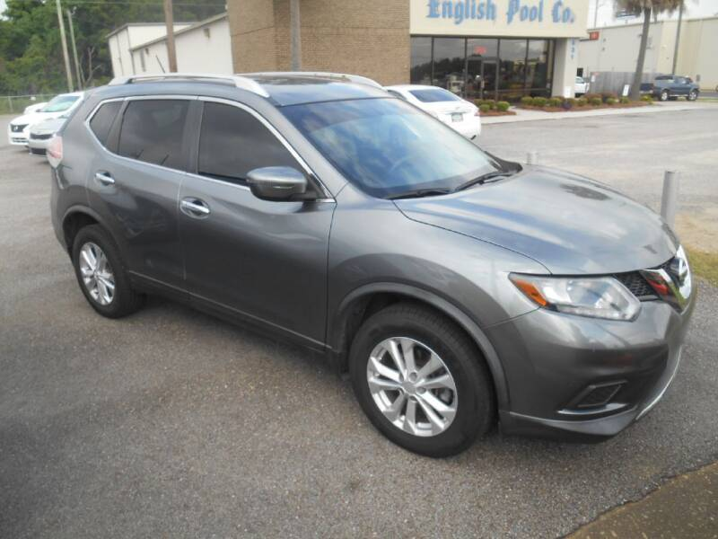 2019 Nissan Rogue for sale at AUTO MART in Montgomery AL