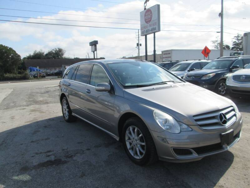 2006 Mercedes-Benz R-Class for sale at Motor Point Auto Sales in Orlando FL