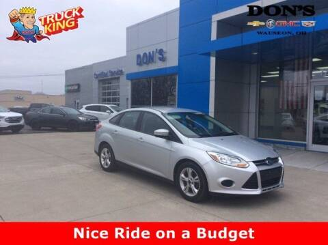 2014 Ford Focus for sale at DON'S CHEVY, BUICK-GMC & CADILLAC in Wauseon OH