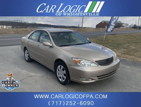 2003 Toyota Camry for sale at Car Logic in Wrightsville PA