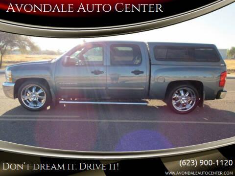 2013 Chevrolet Silverado 1500 for sale at Avondale Auto Center in Avondale AZ