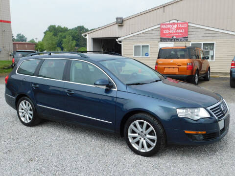 2007 Volkswagen Passat for sale at Macrocar Sales Inc in Akron OH