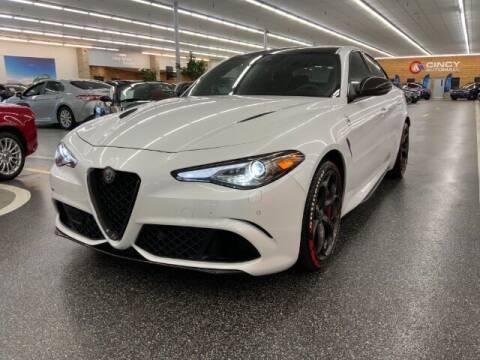 2018 Alfa Romeo Giulia Quadrifoglio for sale at Dixie Motors in Fairfield OH