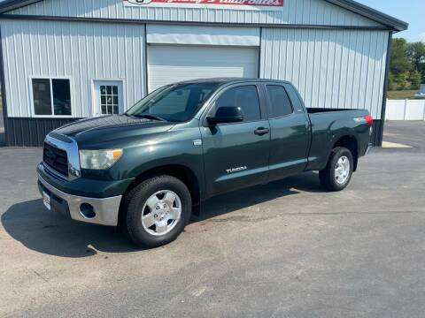 2007 Toyota Tundra for sale at Highway 9 Auto Sales - Visit us at usnine.com in Ponca NE