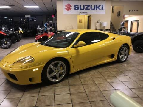 2004 Ferrari 360 Modena for sale at Suzuki of Tulsa - Global car Sales in Tulsa OK