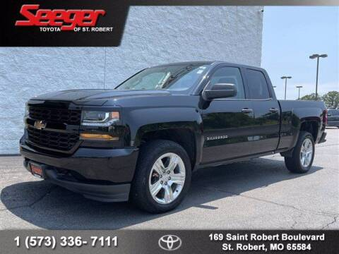 2017 Chevrolet Silverado 1500 for sale at SEEGER TOYOTA OF ST ROBERT in Saint Robert MO