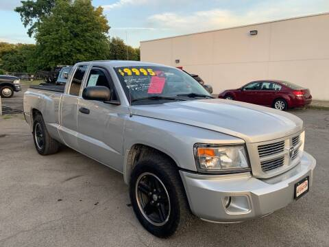 2008 Dodge Dakota for sale at Automotion Auto Sales Inc in Kingston NY