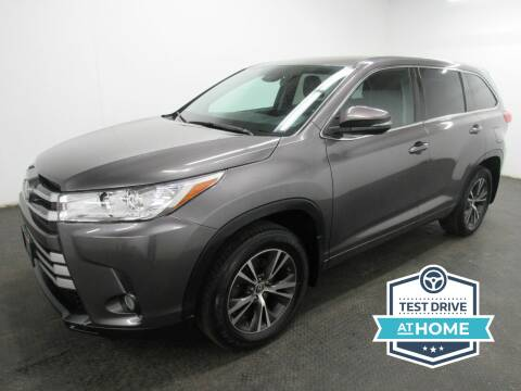 2017 Toyota Highlander for sale at Automotive Connection in Fairfield OH