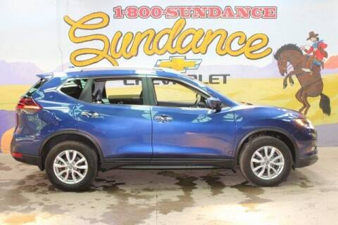 2018 Nissan Rogue for sale at Sundance Chevrolet in Grand Ledge MI