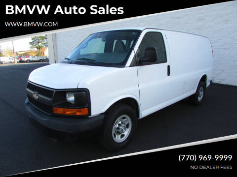 2015 Chevrolet Express Cargo for sale at BMVW Auto Sales in Union City GA