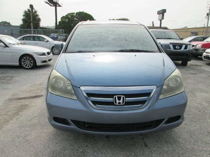 2007 Honda Odyssey EXL - Orlando FL