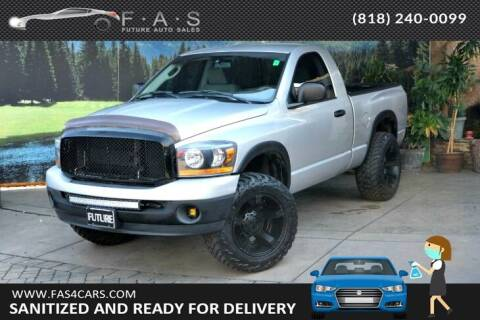2007 Dodge Ram Pickup 1500 for sale at Best Car Buy in Glendale CA
