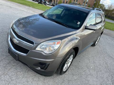 2012 Chevrolet Equinox for sale at Supreme Auto Gallery LLC in Kansas City MO