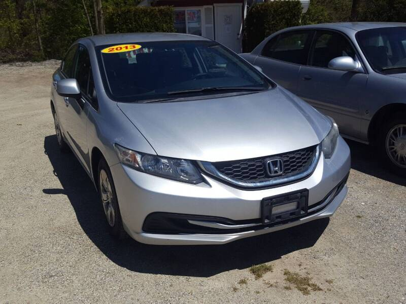 2013 Honda Civic for sale at Jack Cooney's Auto Sales in Erie PA