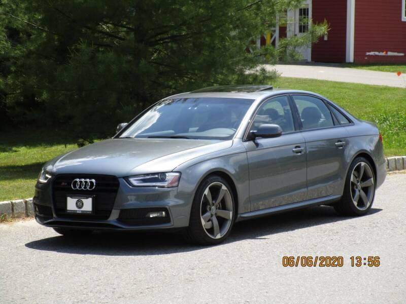 2014 Audi S4 for sale at R & R AUTO SALES in Poughkeepsie NY