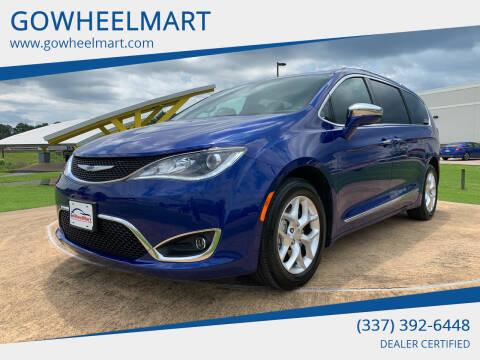 2020 Chrysler Pacifica for sale at GOWHEELMART in Leesville LA