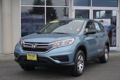 2015 Honda CR-V for sale at Jeremy Sells Hyundai in Edmunds WA