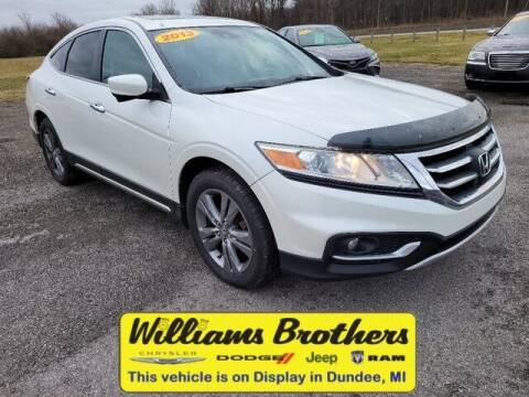 2013 Honda Crosstour for sale at Williams Brothers - Pre-Owned Monroe in Monroe MI